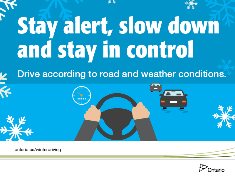 Safe Winter Driving Tips Kmw Outreach Publications
